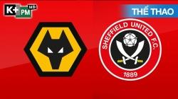 Sheffield Utd - Wolves (H1) Premier League 2020/21: Vòng 1
