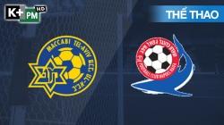 Maccabi Tel-aviv - Salzburg (H1) Champions League 2020/21: Lượt Đi Vòng Play-off