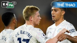 Wolves - Man City (H2) Premier League 2020/21: Vòng 2
