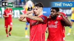 Maccabi Tel-aviv - Salzburg (H2) Champions League 2020/21: Lượt Đi Vòng Play-off