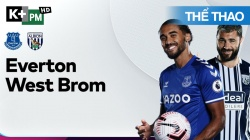Everton - West Brom (H1) Premier League 2020/21: Vòng 2