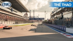 Formula 1 Vtb Russian Grand Prix 2020: Practice Session 1