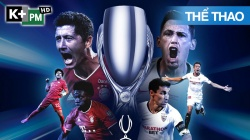 Bayern Munich - Sevilla (H1) UEFA Super Cup 2020