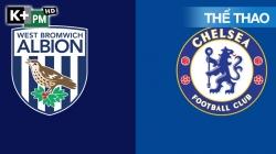 West Brom - Chelsea (H1) Premier League 2020/21: Vòng 3