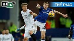 Crystal Palace - Everton (H2) Premier League 2020/21: Vòng 3