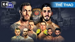 Võ Tổng Hợp: Cage Warriors 116 - The Trilogy