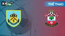 Burnley - Southampton (H1) EPL 20/21 Vòng 3