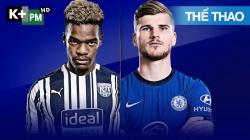West brom - Chelsea (H1) EPL 20/21 Vòng 3
