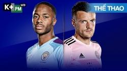 Man City - Leicester (H1) Premier League 2020/21: Vòng 3