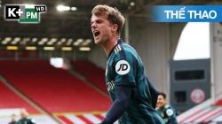 Sheffield Utd - Leeds (H1) Premier League 2020/21: Vòng 3