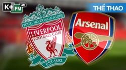 Liverpool - Arsenal (H1) Premier League 2020/21: Vòng 3