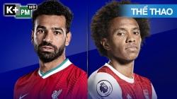 Liverpool - Arsenal (H2) Premier League 2020/21: Vòng 3