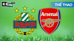 Rapid Wien - Arsenal (H2) Europa League 2020/21: Vòng Bảng