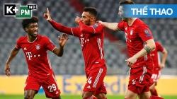 Lokomotiv Moscow - Bayern Munich (H2) Champions League 2020/21: Vòng Bảng