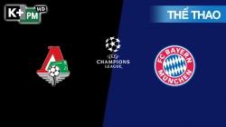 Lokomotiv Moscow - Bayern Munich (H1) Champions League 2020/21: Vòng Bảng