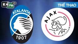 Atalanta - Ajax (H1) Champions League 2020/21: Vòng Bảng