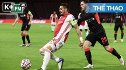 Atalanta - Ajax (H2) Champions League 2020/21: Vòng Bảng