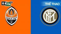 Shakhtar Donetsk - Inter Milan (H1) Champions League 2020/21: Vòng Bảng