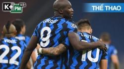 Shakhtar Donetsk - Inter Milan (H2) Champions League 2020/21: Vòng Bảng