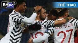 Man Utd - RB Leipzig (H2) Champions League 2020/21: Vòng Bảng