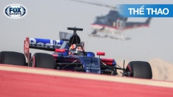 Formula 1 Gulf Air Bahrain Grand Prix 2020: Practice Session 2