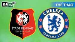 Rennes - Chelsea (H1) Champions League 2020/21: Vòng Bảng