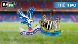 Crystal Palace - Newcastle (H1) Premier League 2020/21: Vòng 10
