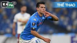 Napoli - Rijeka (H2) Europa League 2020/21: Vòng Bảng