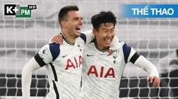 Bàn Thắng Vòng 9 Premier League 2020/21