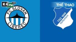 Slovan Liberec - Hoffenheim (H1) Europa League 2020/21: Vòng Bảng