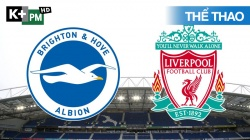 Brighton - Liverpool (H1) Premier League 2020/21: Vòng 10