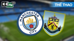 Man City - Burnley (H1) Premier League 2020/21: Vòng 10