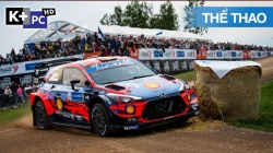 Tổng Hợp WRC Rally Italia Sardegna 2020