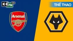 Arsenal - Wolves (H1) Premier League 2020/21: Vòng 10