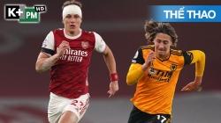 Arsenal - Wolves (H2) Premier League 2020/21: Vòng 10