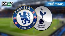 Chelsea - Tottenham (H1) Premier League 2020/21: Vòng 10