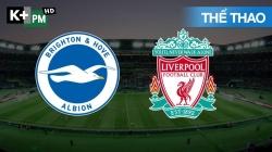 Brighton - Liverpool (H1) Premier League 2020/21: Vòng 10