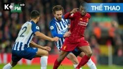 Brighton - Liverpool (H2) Premier League 2020/21: Vòng 10
