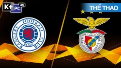 Rangers - Benfica (H1) Europa League 2020/21: Vòng Bảng