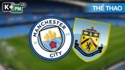 Man City - Burnley (H1) Premier League 2020/21: Vòng 10