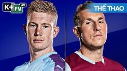Man City - Burnley (H2) Premier League 2020/21: Vòng 10