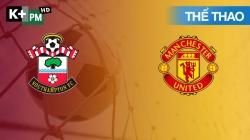 Southampton - Man Utd (H1) Premier League 2020/21: Vòng 10
