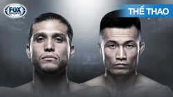 UFC Fight Night: Ortega Vs The Korean Zombie