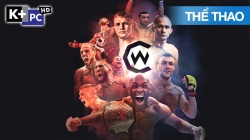 Võ Tổng Hợp: Cage Warriors 115 - The Trilogy