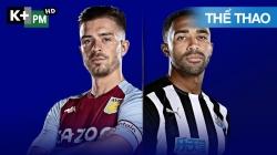 Aston Villa - Newcastle (H1) EPL 20/21 vòng 11