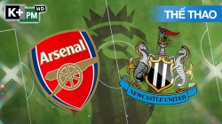 Arsenal - Newcastle (H1) Premier League 20/21: Vòng 19