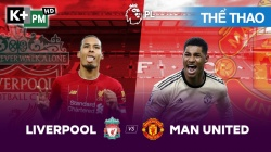Liverpool - Man Utd (H2) Premier League 20/21: Vòng 19