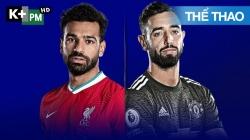 Liverpool - Man Utd (H1) Premier League 20/21: Vòng 19