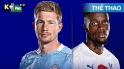 Man City - Crystal Palace (H2) Premier League 2020/21: Vòng 19