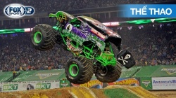 Monster Jam 2020: Indianapolis 1